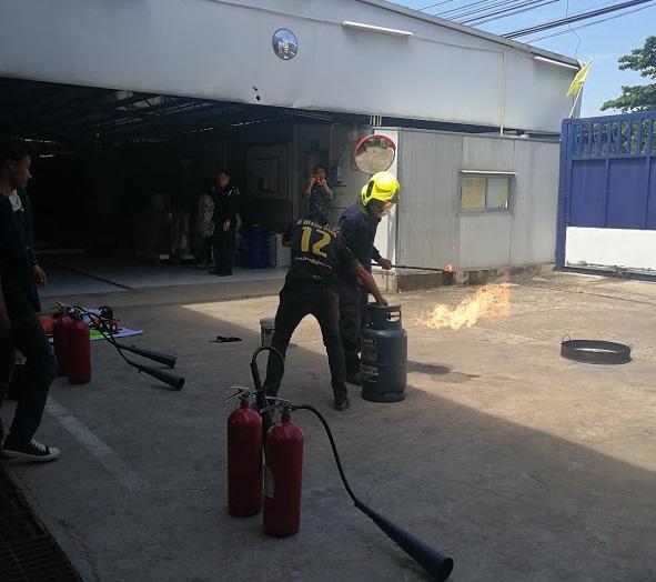 Fire Drill 2019
