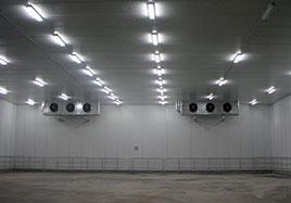 ติดตั้งห้องเย็น (Cold Room) - IXL Panel