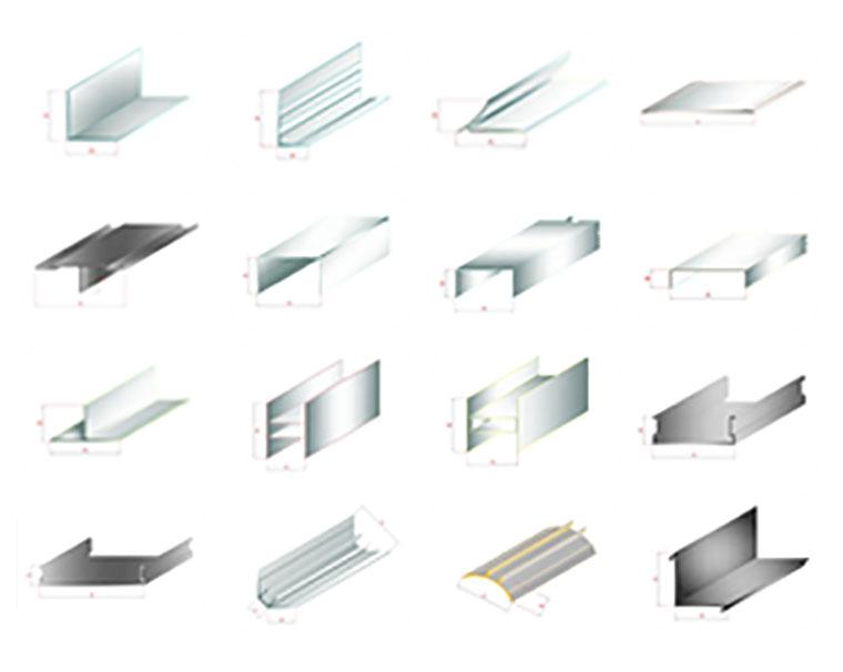 อลูมิเนียม (Aluminium) ใช้ในห้องคลีนรูม - IXL Panel