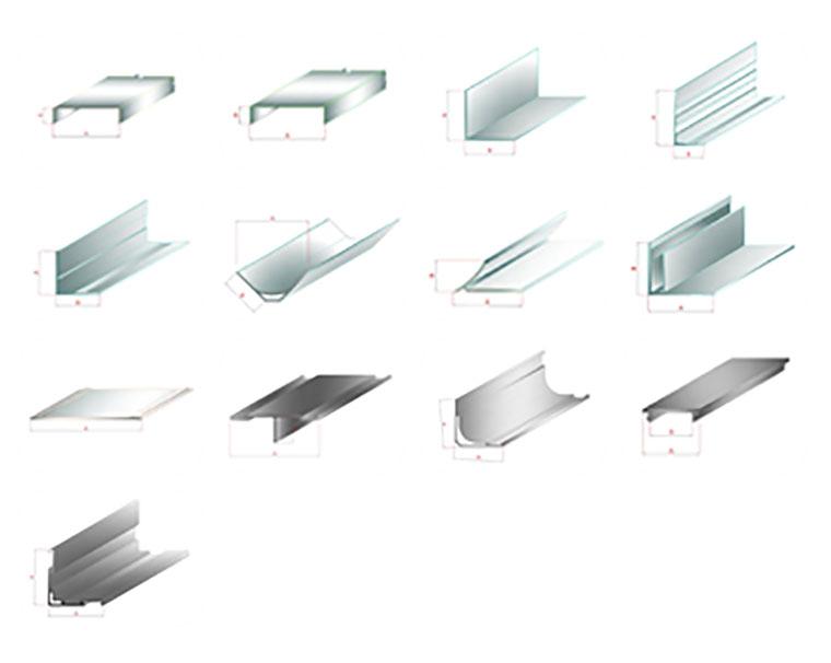 อลูมิเนียม (Aluminium) ใช้ในห้องเย็น - IXL Panel