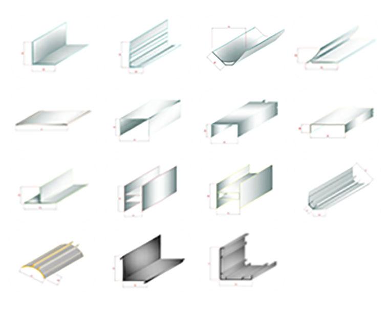 อลูมิเนียมใช้ในห้องไลน์ผลิต (Aluminium) - IXL Panel