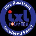 IXL FR Panel (แผ่นฉนวนทนไฟ IXL)