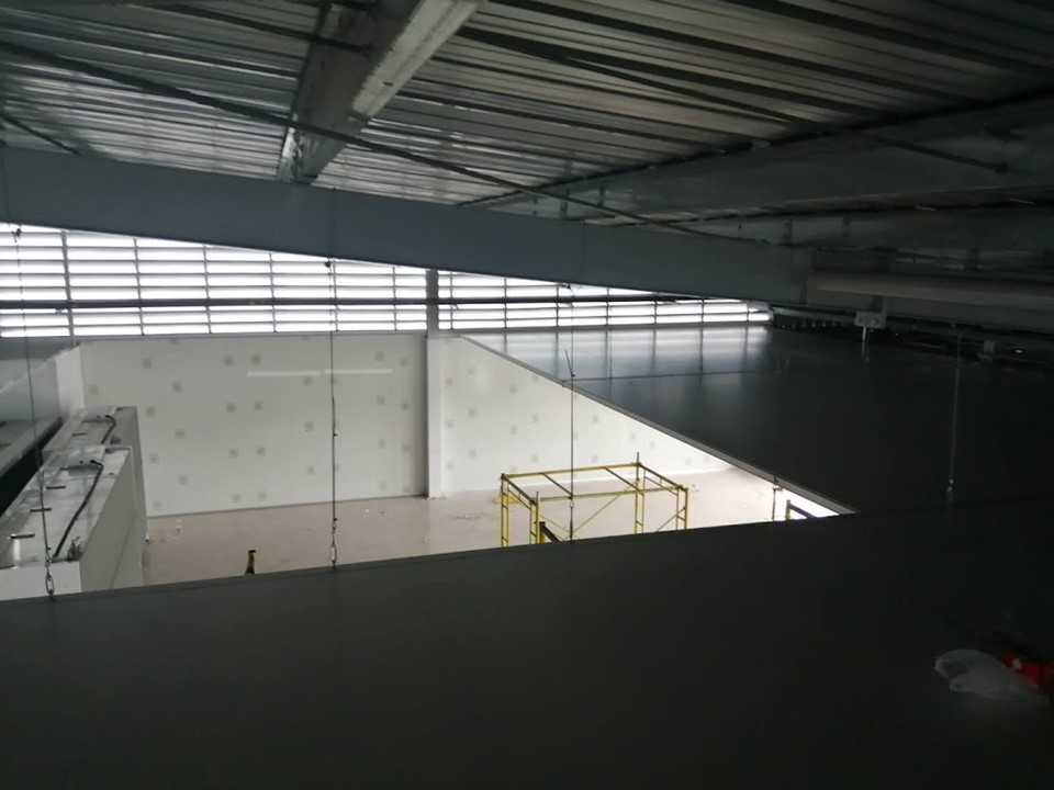 ผ้าและเพดาน ISOWALL